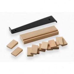 MEISTER Kit de pose parquet stratifié 14 pieces
