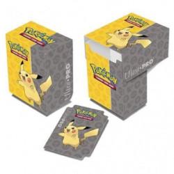 POKEMON - Boîte de Rangement Pikachu - Cartes a collectionne