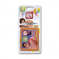 RALPH 2.0 Stickers - Blister de 8 pochettes