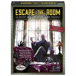 RAVENSBURGER Escape the Room Secret Retrait Escape Game