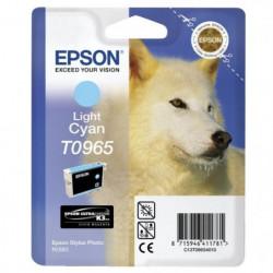 Epson T0965 Loup Cartouche d'encre Cyan clair
