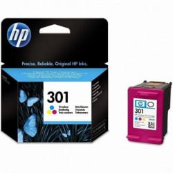 HP 301 Cartouche d'encre Trois couleurs (Cyan, Magenta, Jaun