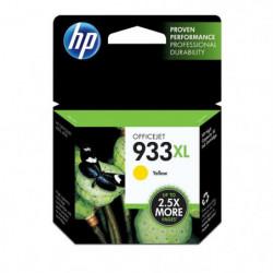 HP 933XL Cartouche d'encre Jaune grande capacité authentique
