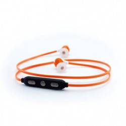 CALIBER MAC060BT Ecouteurs Bluetooth - Orange