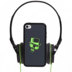 BBC PACKCAPSROCK Pack musique Capsule Rock - Noir et vert