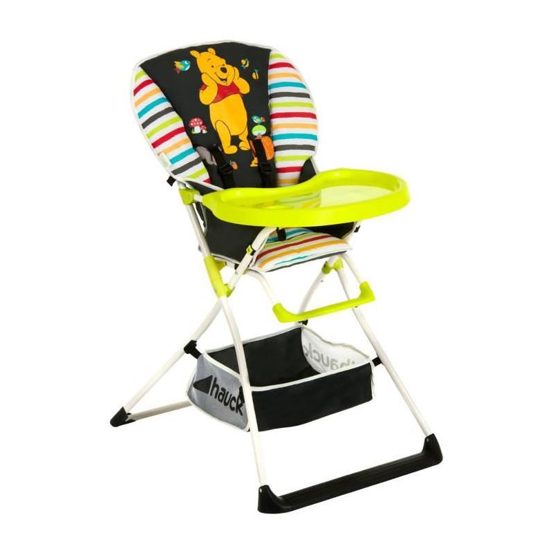 L'ourson Mac Disney Baby Chaise Deluxe Haute Winnie eBxdCo