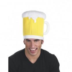 CESAR Chapeau Verre de Biere Pour Adulte