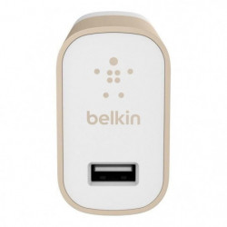 BELKIN Mini chargeur 2,4A - Or