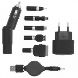 BBC pack de deux chargeurs + câble