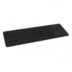 APM 100021 Clavier TV Multimédia sans fil - Compatible Andro