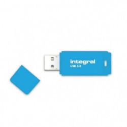 INTEGRAL - Clé USB - 32 Go - USB 3.0 - Bleu