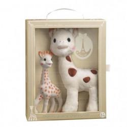 SOPHIE LA GIRAFE Coffret Sophie la girafe + Sophie Chérie