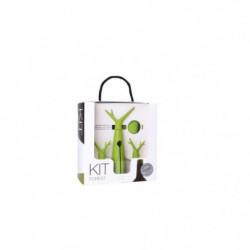 Kit Foret vert - 1 tire-bouchon, 1 housse rafraichissante et