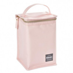 BEABA Pochette repas isotherme rose nude/gold