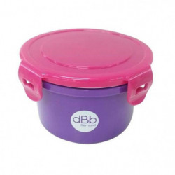DBB REMOND Baby lunch 400ml Rose/Violet