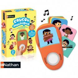 NATHAN Coucou la musique