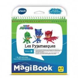 VTECH - Livre Interactif Magibook - Les Pyjamasques