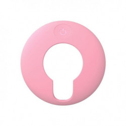 Coque de protection en silicone rose pour TomTom VIO (9UUA.0