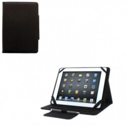 "Etui support tablette universel 10"" Noir UTABFOL10"