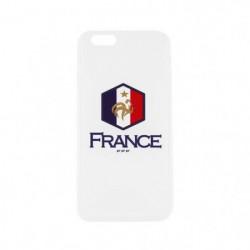 FFF Coque France Blason Hexagone pour iPhone 6