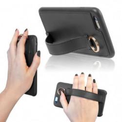 MUVIT LIFE Coque pour Iphone 6 / 6S - Noir