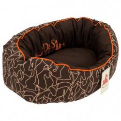 AIME Corbeille ovale en ouatine D&S Horson T45 - Pour chien