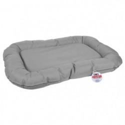 Coussin luxe Dogi 80x60 cm - Gris - Pour chien