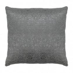 Coussin Glitter - 40 x 40 cm - Gris