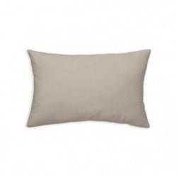 TODAY Coussin déhoussable 100% coton - 30 x 50 cm - Mastic