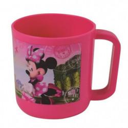 Fun House Disney Minnie mug, tasse micro-ondable pour enfant