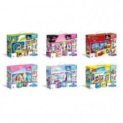 CLEMENTONI Cubes 12 multi play - Modele aléatoire