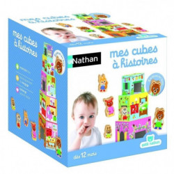 PETIT NATHAN - Mes cubes a Histoires