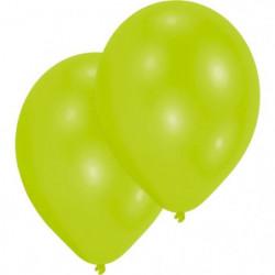 AMSCAN Lot de 10 Ballons en latex Premium 27,5 cm/11'' - Cit