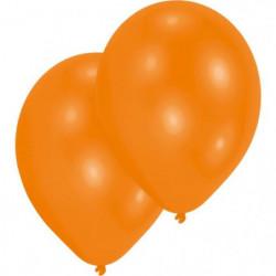 AMSCAN Lot de 10 Ballons en latex Premium 27,5 cm/11'' - Ora