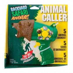 ALEX L'imitateur d'animaux Backyard Safari - Cardan - Aparti
