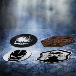 4 Dessous de verre Call of Duty
