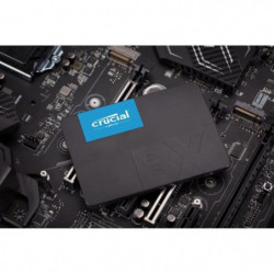 Crucial BX500 480GB 3D NAND SATA 2.5-inch SSD (CT480BX500SSD