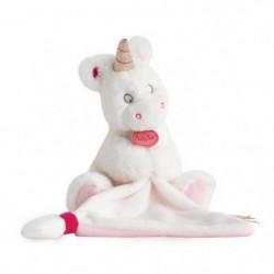 BABYNAT Pantin avec doudou - licorne