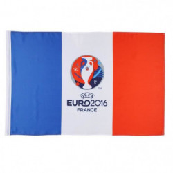 Euro 2016 Football France Drapeau France 90x60 cm FTL