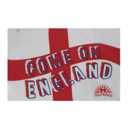 NATIONS OF FOOTBALL Drapeau Supporter Angleterre FTL