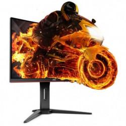AOC Ecran Gaming 24 pouces incurvé - Dalle VA - 1ms - 144Hz