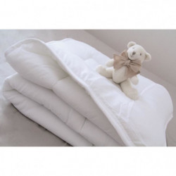 DOUX NID Couette 100x140 Blanc