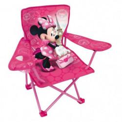 Fun House Disney Minnie chaise camping pliable pour enfant