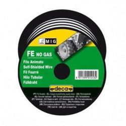 DECA Bobine fil fourré pour soudure MIG acier Ø fil 0,9 mm 0