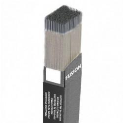 FUSION  Electrode de soudure ø 2.5 mm longueur 350 mm enrobé