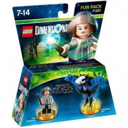 LEGO Dimensions - Pack Héros - Les Animaux Fantastiques
