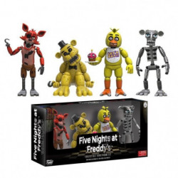 4 Figurines Funko Action Figures Five Nights at Freddy's
