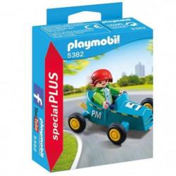 PLAYMOBIL 5382 - Enfant avec Kart