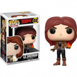 Figurine Funko Pop! Hellboy : Liz Sherman