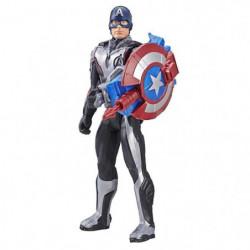 AVENGERS ENDGAME - Captain America et Power Pack - Figurine